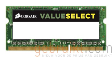 8GB Corsair DDR3L 1333MHZ sodimm