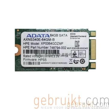 64GB SSD M2 2240  SATA-3 HP 748794-002