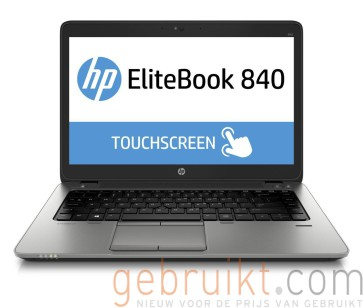 HP Elitebook 840 G1, I5, 4GB, 250GB HDD, HD+, Touchscreen 14inch