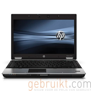 HP EliteBook 8440p i5 4GB 250GB 14.1 inch win10