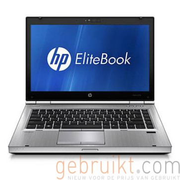 HP Elitebook 8470P i5 3de gen 8GB 320gb HDD  1600x900 14.1 inch W10