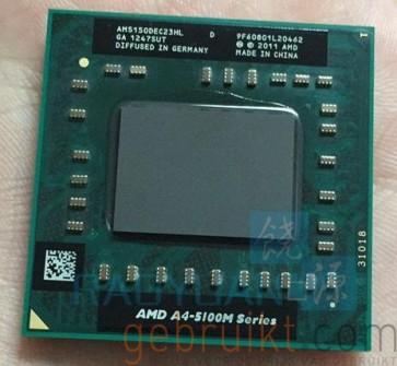 HP AMD A series A4-5150M processor