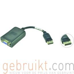 HP Display Port to VGA adapter HP 481408-003