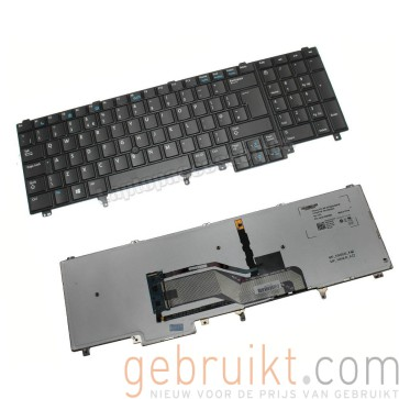 Black Keyboard For Dell Precision M4600 M4700 M6600 M6700 Latitude E5520 E5530 E6520 E6530 E6540