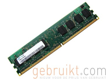 2GB DDR2 PC2-6400U CN M378T5663EH3-CF7 0906(Computer Geheugen)