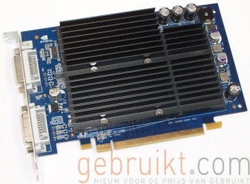 Apple PowerMac G5 nVIDIA A386 256MB PCI-E DVI Graphics Card