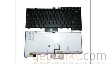 Dell Latitude E6400, E6500, E5400, E5500 Precision M2400, M4400, M4500 Laptop Keyboard 0M9B83 0WX4JF 0HT514