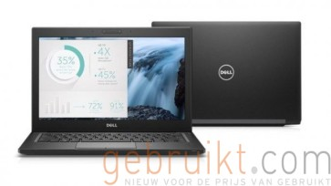 "DELL LATITUDE E7280 CORE I7-6600U / 8GB / 256GB SSD / 12.5"" FHD / W10P"