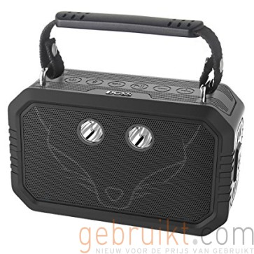 DOSS SOUNDBOX TRAVELER zwart