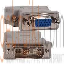 DVI 12+4+1 naar VGA converter