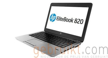 HP 820 G2 i7 (5 de)  8GB 256GB SSD Full HD W10 12,5 INCH