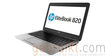 HP Elitebook 820 I7 (4de) 8GB, 240GB, SSD, 12,5 inch