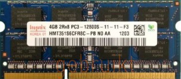 4GB DDR3-1600 PC3-12800 Hynix HMT351S6CFR8C