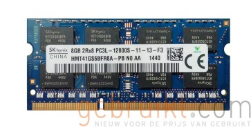 8GB PC3L-12800 DDR3-1600MHz  low  voltage  sodimm