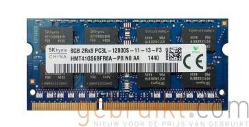 8GB PC3L-12800 DDR3L-1600MHz  low  voltage  sodimm