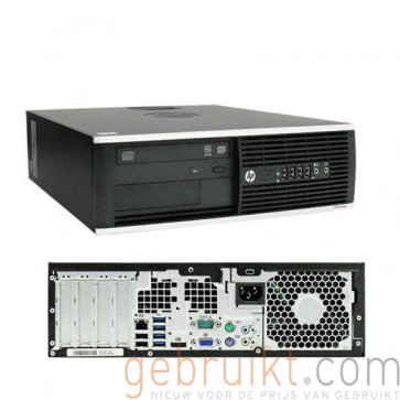 HP Elite 8300  I5 4GB 250HD W10 SSF