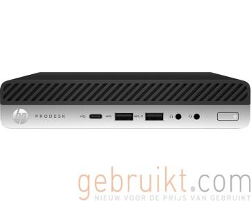 HP prodesk 600 G4 mini | i3-8100T | 8GB | 128GB SSD