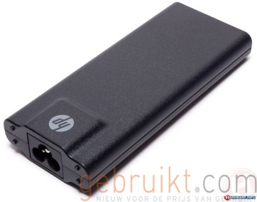 HP 19.5V 4.62A 90W slim traveladaper + usb