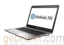 HP 745 Elitebook AMD A8 Pro-7150B  8GB 120SSD HD+ 14 INCH