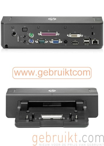 HP Dock USB 3.0 6450b-6470bb-8560b-6560b-8440P-6570b-6550b-8470w-8570w-8770w-8560w