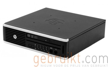 HP Elite 8300 USDT i5-3470s 8GB 120GB  SSD