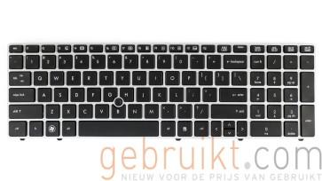 HP EliteBook  8560p 8570p Laptop toetsenbord