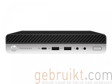 HP ProDesk 600 G5 Desktop Mini i3-9100T 8GB 128GB SSD