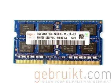 4GB DDR3 pc12800s 1600  hmt451s6bfr8c