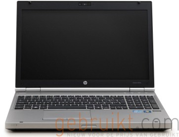 HP 8560p i5-2520m 2.5 GHz, 4gb 250gb HDD 15.6 inch win10