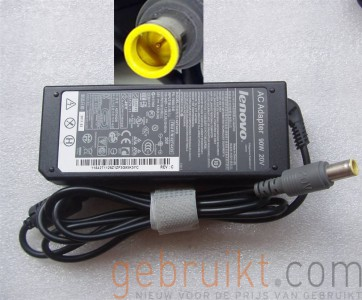 Lenovo 20V 4.5A 90W  92P1110   CENTER PIN  Adapter