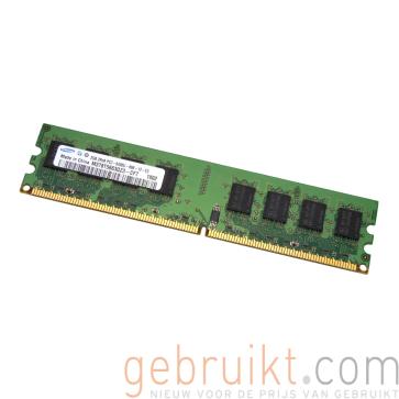 2GB DDR2 PC2-6400U M378T5663QZ3 (Computer Geheugen)