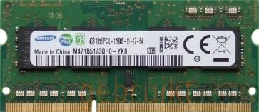 4GB  Sodimm DDR3 PC3L12800s