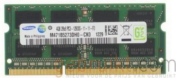 4GB SODIMM DDR3 1600mhz PC3-12800 M471B5273EB0-CK0