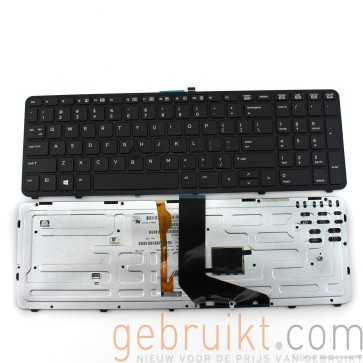 HP zbook  15 us  toestenbord  met  backlit