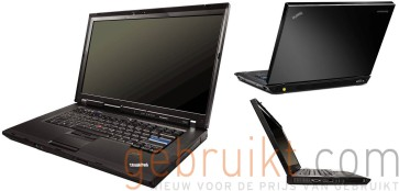 LENOVO R500 C2D 2GB 160GB HDD 15  inch GEEN WINDOWS