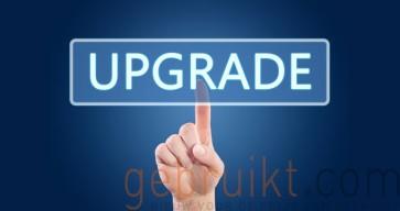 Upgrade naar 120GB ssd