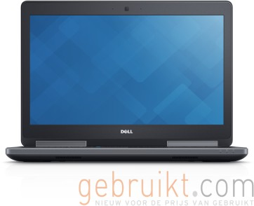 Dell Precision M7510 Xeon  8Gb 256gb  SSD Full hd Touch W10