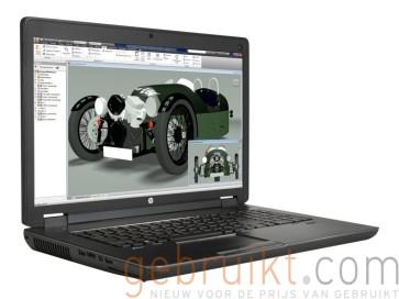 HP ZBook 17 G2 i7-4810MQ | 16 GB | 256GB  |  17  inch