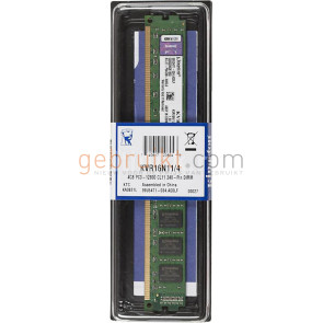 KVR16N11S8/4, 4GB, kingston PC-Geheugen
