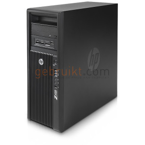 HP Z420 Intel Xeon 32GB 120GB SSD Nvidia Quadro 2000