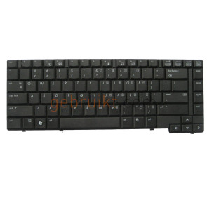HP Compaq 6730B 6735B Laptop Keyboard 468776-001 NSK-H4F01