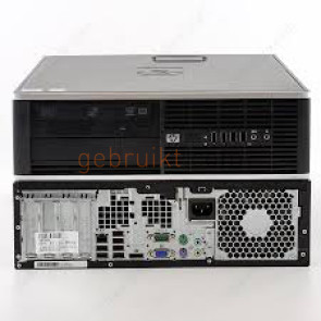 hp 8100  sff i3 4gb 250 HD