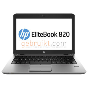 B-keuze  HP EliteBook 820 G1 I3 4GB 250HD 12.5 Inch