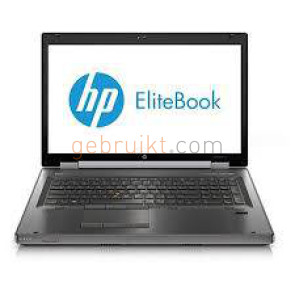 "HP Elitebook 8770W | I7 | 16GB | 750GB HDD | 17"" FHD 