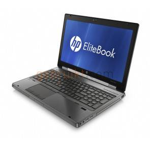HP EliteBook 8560W i7 2820QM 8GB 250Gb 15 inch