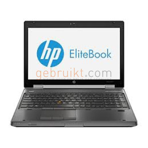 "HP Elitebook 8570W | I7 | 8GB | 500GB HDD | 15"" FHD 