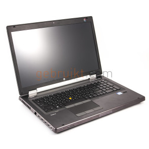HP EliteBook 8770W i7 3 de gen 16GB 180 ssd 17 inch