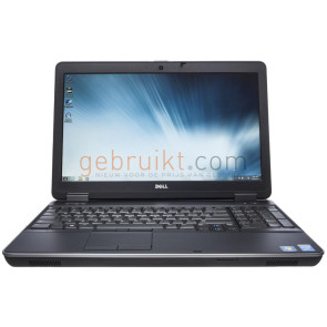 Dell E6540 i5 (4de) 16Gb 180GB SSD 15 inch full HD