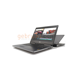 Dell Precision 7710 i7-6820HQ 16 GB | 500gbSSD | 17 inch
