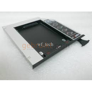Dell 2nd HDD sata Caddy universal 9.5mm